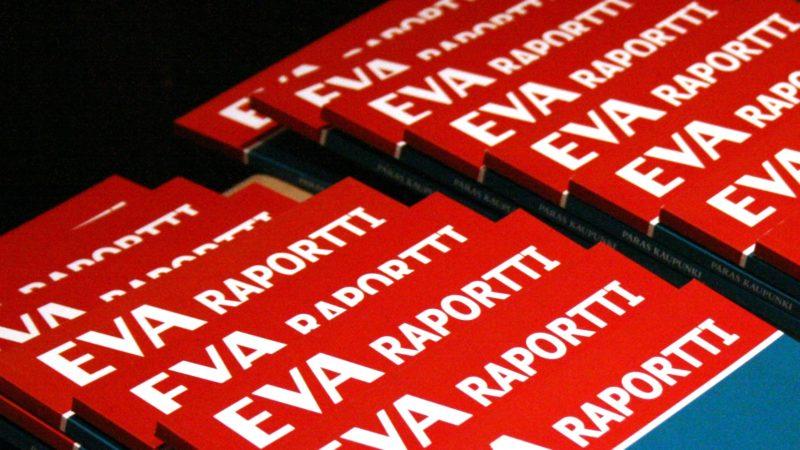 EVA Raportti: Palveluiden Suomi