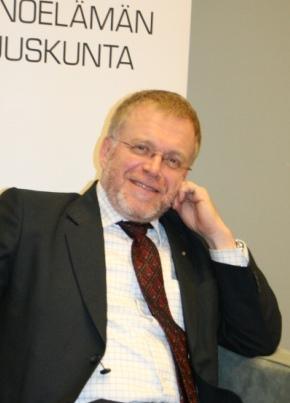 Paul Lillrank: Perinteiset hyveet takaisin yrittäjien ohjenuoraksi