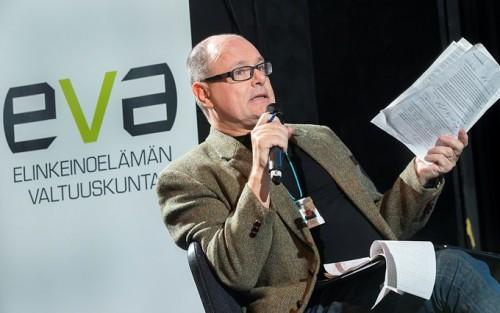 EVA Pamfletin Julkea sektori julkaisutilaisuus