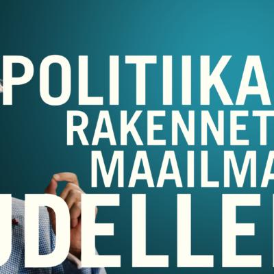 EVA Pamfletti: Puolueiden opittava yrityksiltä – yhteiskunnalliset ongelmat voi tuotteistaa