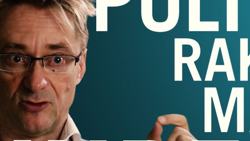 Pelastakaa puolueet! EVA Pamfletin julkistus 1.6.