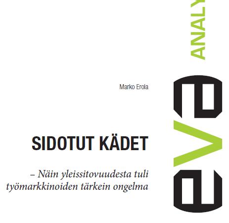 Suomessa yleissitovuus on poikkeuksellisen kattavaa