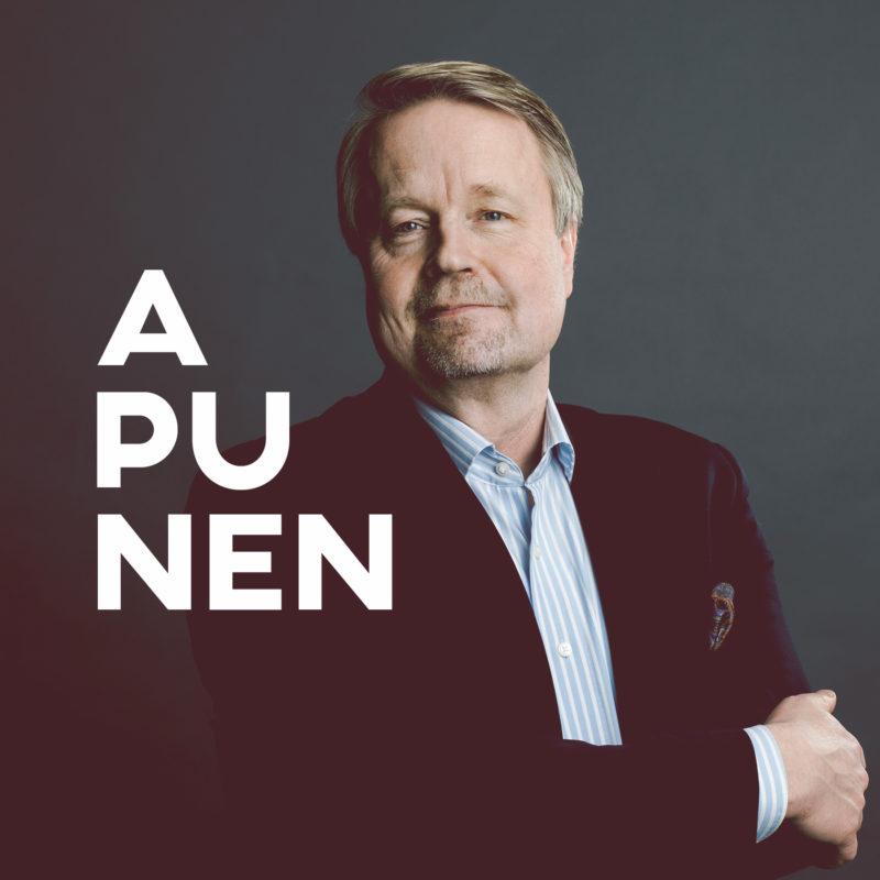 Apunen: Miksi suomalaiset johtajat eivät osaa kertoa tarinoita, Marko Kulmala?