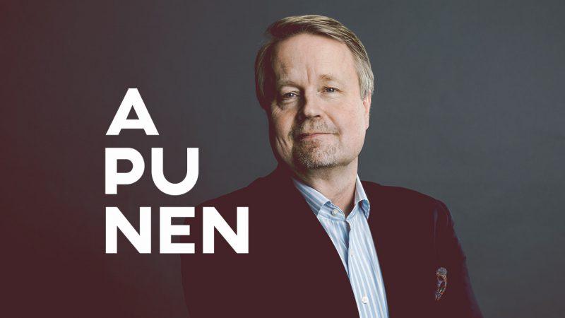 Apunen: Vapauta sisäinen porvarisi, Touko Aalto!
