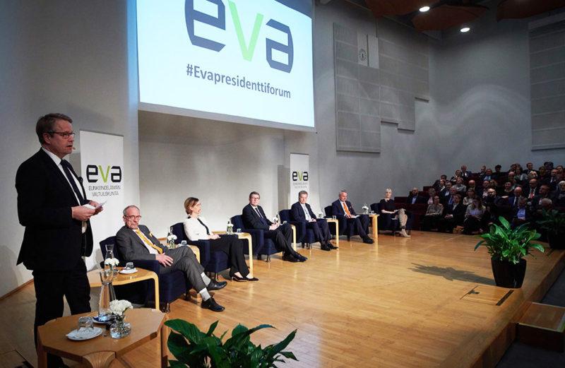 Katso EVAn Presidenttiforumia – tässä linkit