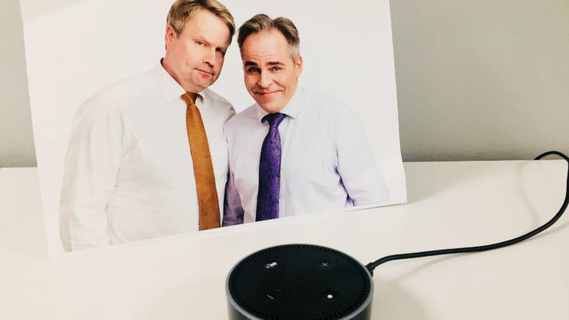 Apunen/Maliranta-podcastin uusi kausi alkaa 2.2.