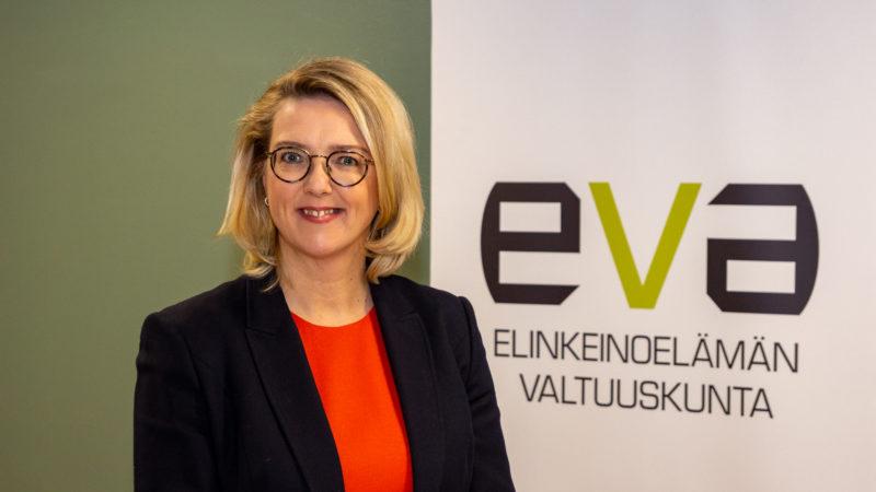Emilia Kullas EVAn johtajaksi – Aki Kangasharju EVAn ja Etlan toimitusjohtajaksi