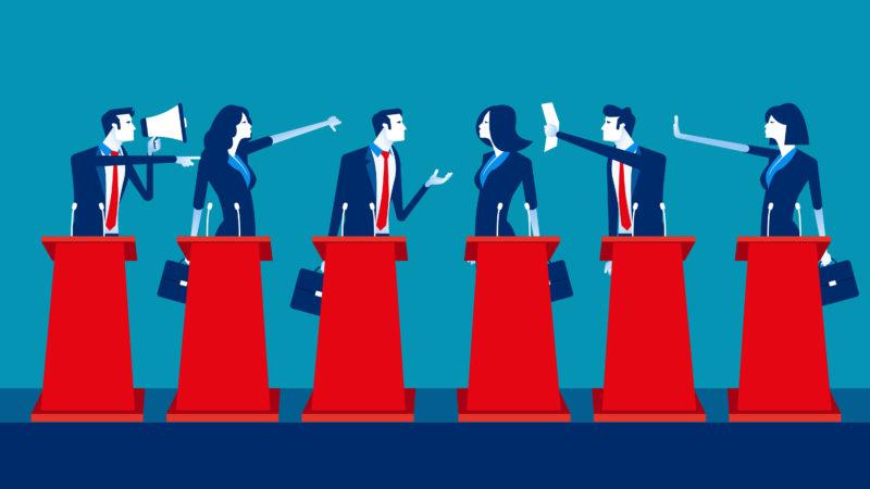 Väittele paremmin – Näin tunnistat politiikan jalkakikat