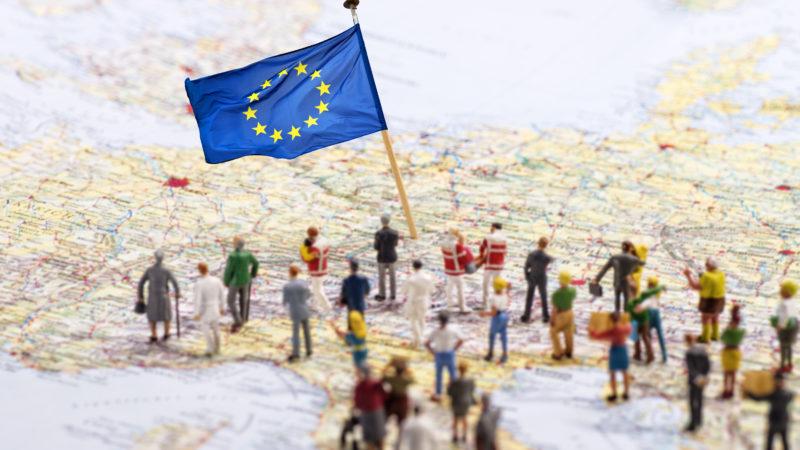 Suomalaisten EU-myönteisyys huipussaan