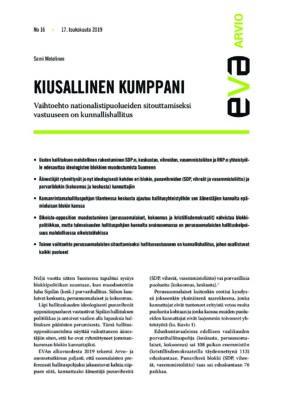 Download: Kiusallinen kumppani -EVA Arvio