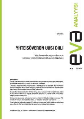 Download: Yhteisöveron uusi diili -EVA Analyysi