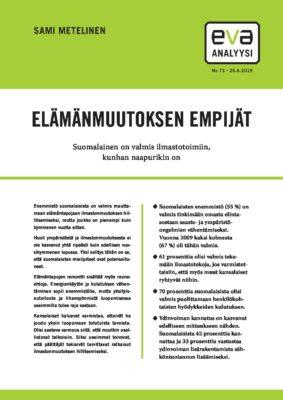 Download: Elämänmuutoksen empijät -EVA Analyysi