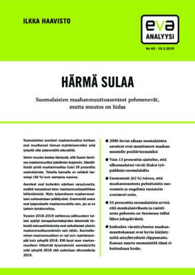 Download: Härmä sulaa -EVA Analyysi