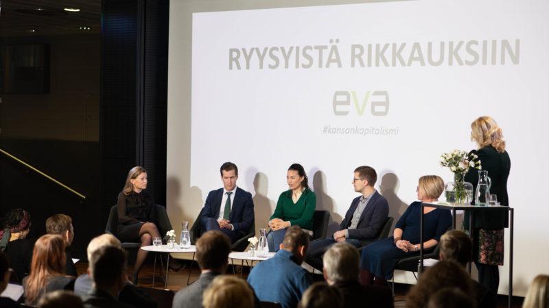 """""""Suomessa säästetään pahan päivän varalle, muissa Pohjoismaissa hyvän päivän varalle"""""""