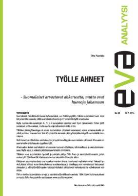 Download: Työlle ahneet -EVA Analyysi
