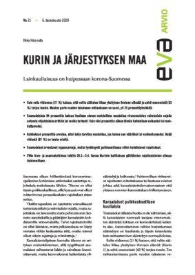Download: Kurin ja järjestyksen maa -EVA Arvio
