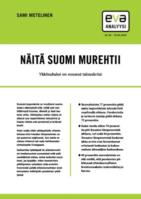 Download: Näitä Suomi murehtii -EVA Analyysi