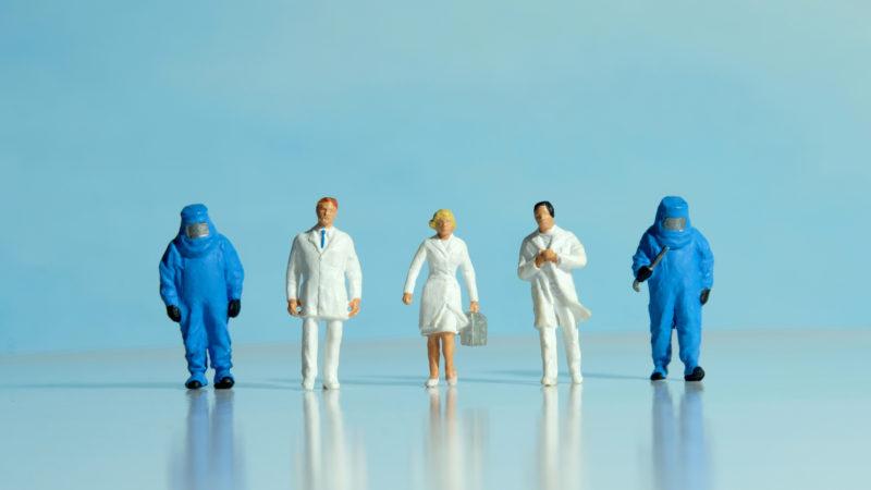 Pandemia on monen mielestä ympäristön reaktio ihmisten toimiin