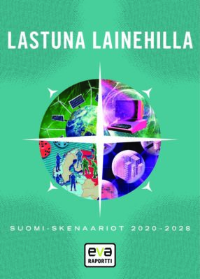 Download: Lastuna lainehilla -EVA Raportti