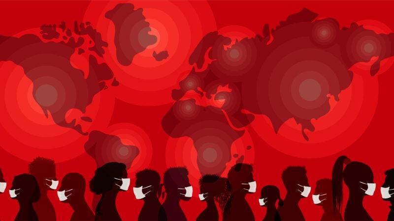 Evoluutiobiologi Tuomas Aivelo: Pandemiat eivät tähän lopu