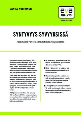 Download: Syntyvyys syvyyksissä -EVA Analyysi