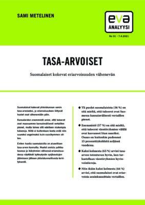 Download: Tasa-arvoiset -EVA Analyysi