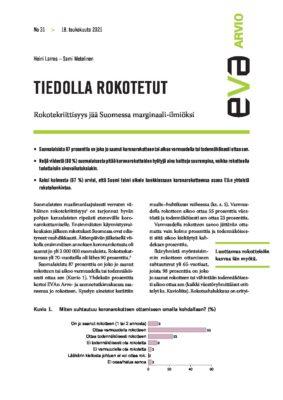 Download: Tiedolla rokotetut -EVA Arvio