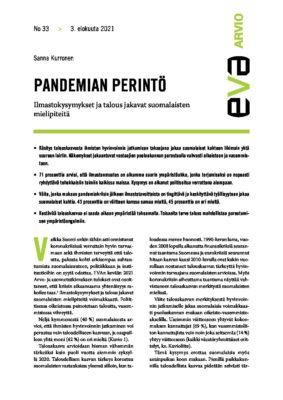 Download: Pandemian perintö -EVA Arvio