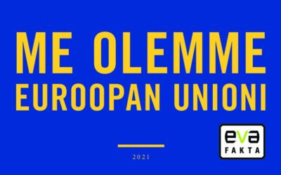 Download: Me olemme Euroopan unioni -EVA Fakta